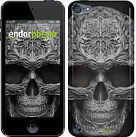 "Чехол на iPod Touch 5 skull-ornament ""4101c-35-532"""