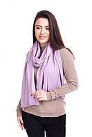 Женский дорогой шарф из кашемира