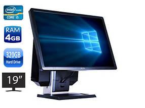 """Компьютер """"все в одном"""" i5-2400/4Gb-DDR3/HDD-320Gb/monitor 19"""""""