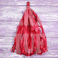 Гирлянды тассел темно-малиновый, 35 см, 5 шт