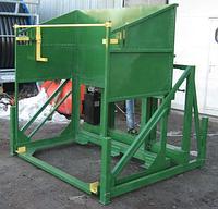 Опрокидыватель для овощных контейнеров