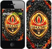 """Чехол на iPhone 4s Шахтёр v4 """"1207c-12-532"""""""