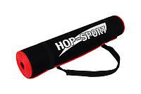 Мат для фитнеса Hop Sport HS 2256 black