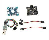 Контроллер управления мультикоптерами KK 5.5 с программатором