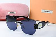Солнцезащитные очки Miu Miu 08 черн