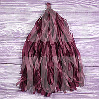 Гирлянды тассел темно-сиреневый, 35 см, 5 шт