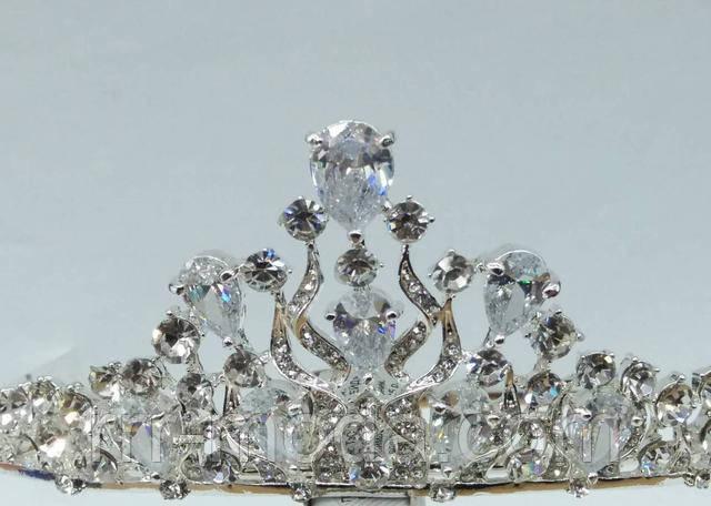 Свадебные короны оптом.