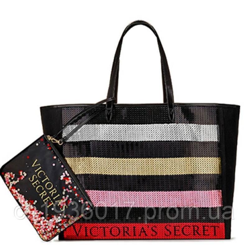 9f2b79e8ff36 Сумка с косметичкой Виктория Сикрет Victorias Secret Оригинал США - Скарбниця  Подарунків в Одессе