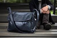 Мужская наплечная сумка - лучший выбор для городского стиля