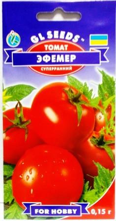 Томат Ефемер 0,15г  (GL seeds)
