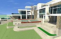 Дизайн-проект фасадов