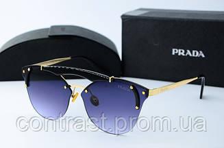 Солнцезащитные очки Prada 69 черн