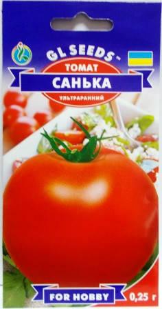 Томат Санька 0,25г (GL Seeds)