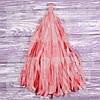 Гирлянды тассел бледно-розовый, 35 см, 5 шт