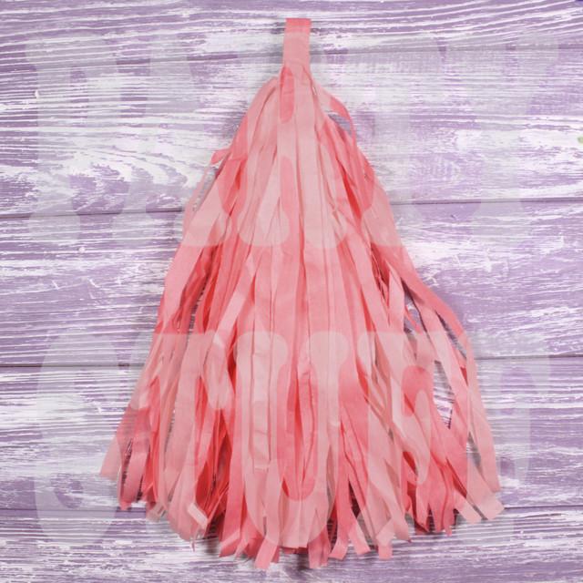 кисточки тассел бледно-розовый