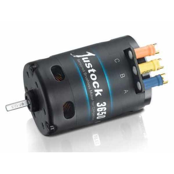 Сенсорный мотор HOBBYWING XERUN JUSTOCK 3650 21.5T 1750kv для автомоделей