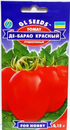 Томат Де Барао червоний 0,15г ( GL seeds)