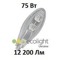 Уличный LED светильник EcoWay 75 12200Lm консольный светодиодный, фото 1