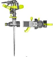 Ороситель пульсирующий, на металлическом колышке, LIME EDITION, LE-6104