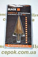 Свердло конусне BLACK, 4-32 мм