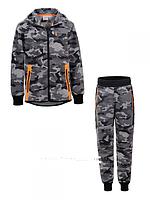 Спортивный костюм - камуфляж для мальчиков 98\104 см