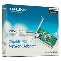 "Cетевой адаптер TP-LINK TG-3269 1000Mbit ""Over-Stock"""