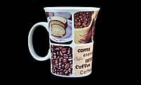 """Кружка Фарфоровая """"Coffee"""" 310мл, фото 1"""