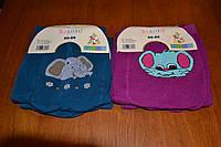 Колготки детские махровые под памперс размер 80-86.