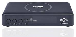 Цифровая приставка Тюнер DV3T2 UCLAN T2 HD Internet Ресивер