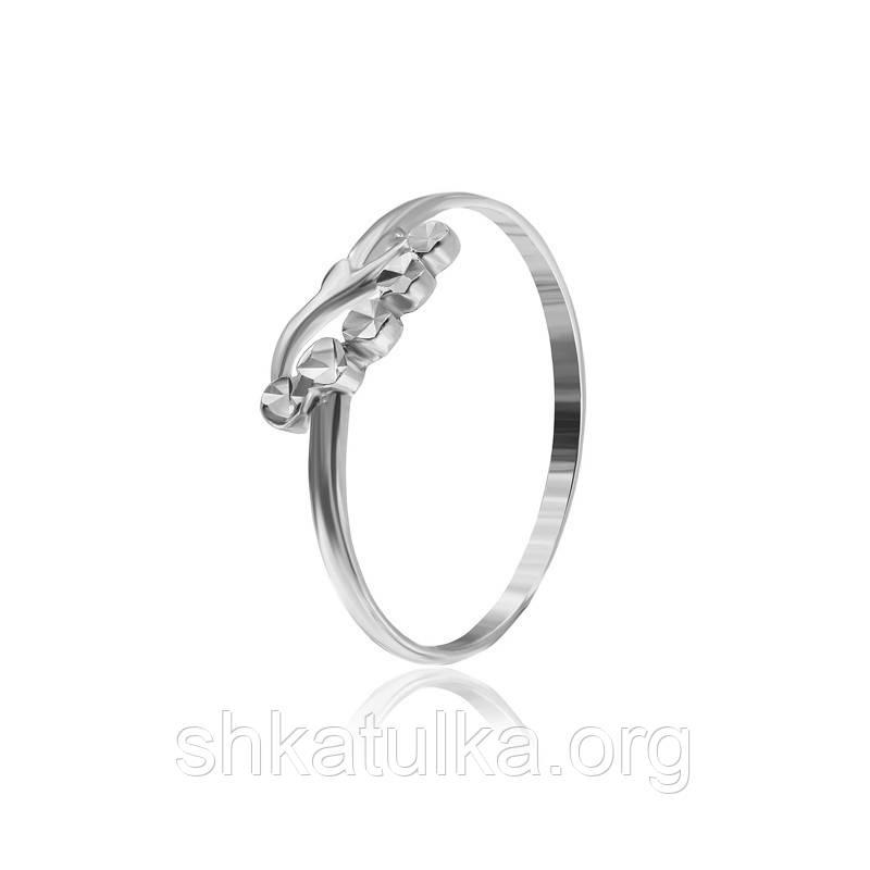 Серебряное кольцо К2/509 - 15,5