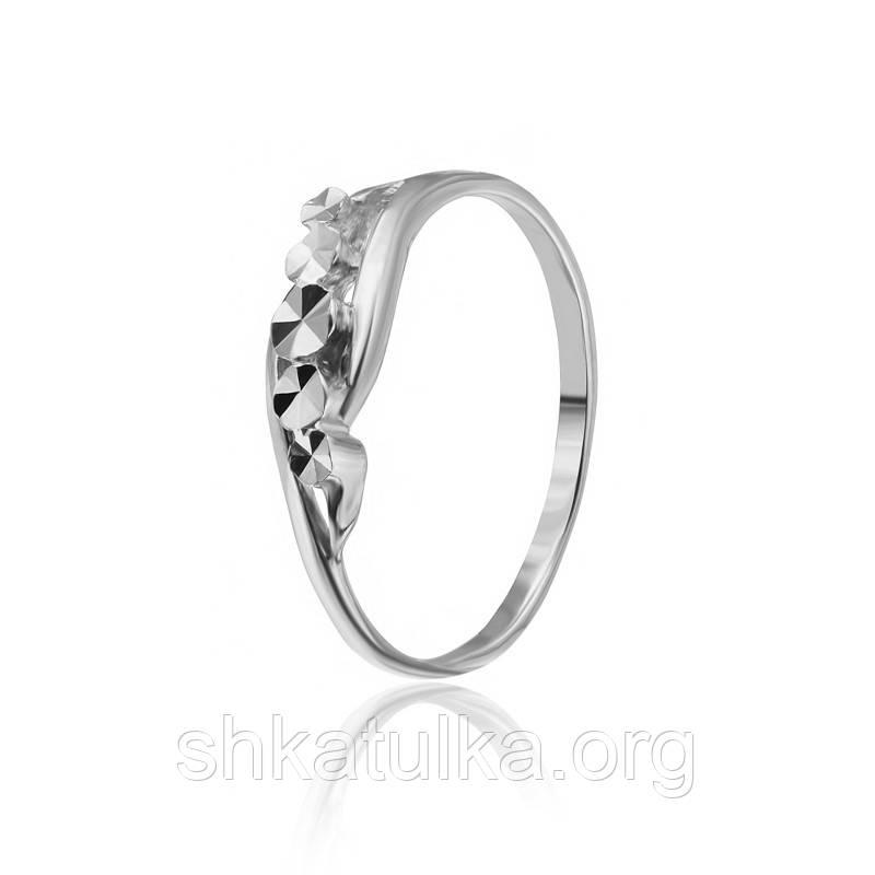 Срібне кільце К2/515 - 15,2
