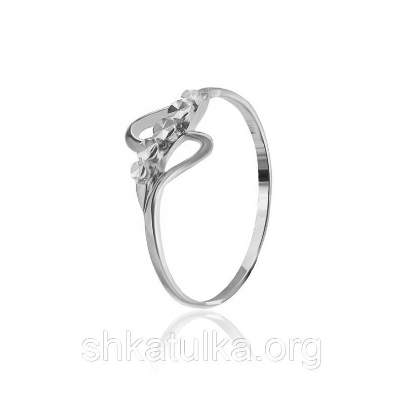 Серебряное кольцо К2/521 - 15,2