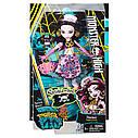 П,Кукла Monster High Draculaura Дракулаура Кораблекрушение Монстр Хай Пираты, фото 4