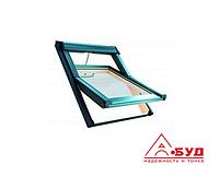 Мансардное окно Roto Q-4 H3P AL P5E Tronic с дистанционным управлением