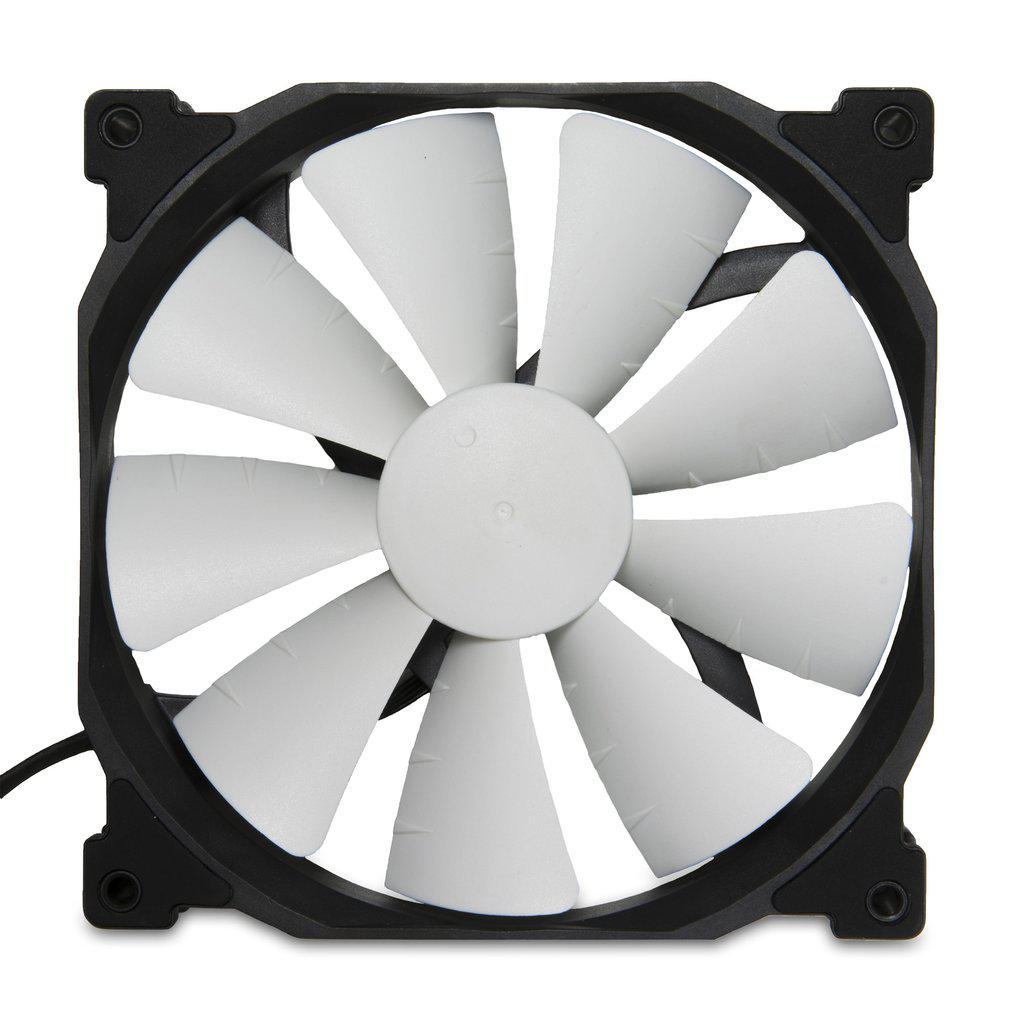 "Вентилятор охлаждения Phanteks 140 мм (PH-F140SP_BK) ""Over-Stock"""
