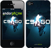 "Чехол на iPhone 4 Counter-Strike: Global Offensive ""2756c-15-532"""