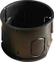 Коробка установочная кирпич/бетон E.NEXT - d=60 мм; одиночная