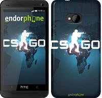 "Чехол на HTC One M7 Counter-Strike: Global Offensive ""2756c-36-532"""