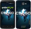 "Чехол на HTC One X+ Counter-Strike: Global Offensive ""2756c-69-532"""