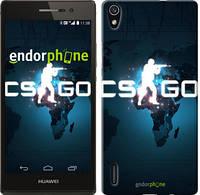 "Чехол на Huawei Ascend P7 Counter-Strike: Global Offensive ""2756c-49-532"""