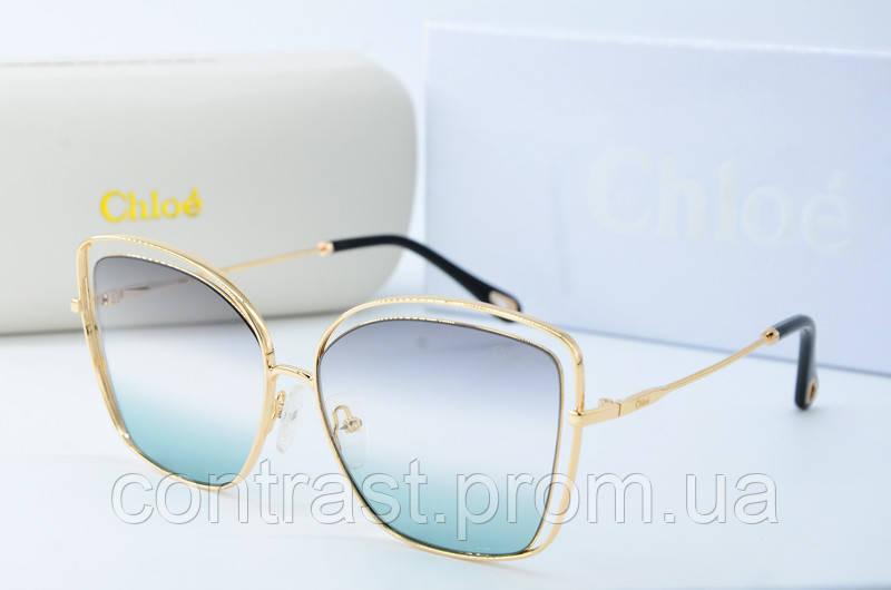 92b8a439ed63 Солнцезащитные очки Chloe 20060 роз син - Интернет Магазин стильной одежды  shopagolic. Сток и Аутлет