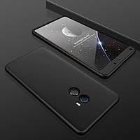Чехол Full Cover 4D для Xiaomi Mi Mix 2
