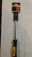 Отвертка  BASIC шлиц 6,5х150мм STANLEY