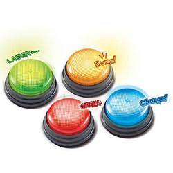 """Гігантські кнопки """"Світло і звук"""" від Learning Resources LER 3776"""
