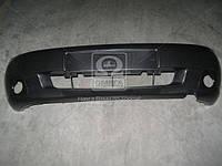 Бампер ВАЗ 1118 передний с отверстий противо - туманная (без решетки) (производитель Россия) 1118-2803015