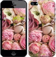 "Чехол на iPhone 5 Розы v2 ""2320c-18-532"""