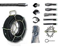 Спирали и рабочий инструмент G. Drexl 22 мм