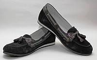 Школьная обувь для девочекМокасины, туфли для девочки 1481/33/черный, ну в наличии 33 р., также есть: 33,35,36, Palaris_Дітекс