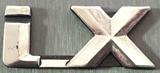 Надпись ix