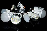 Светодиодные лампы LEDMAX